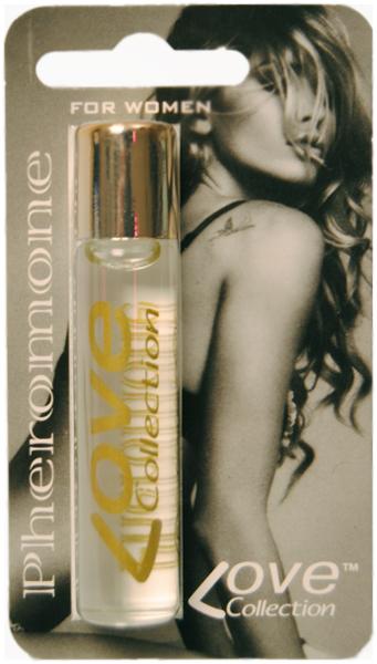 Женские духи с феромонами с ароматом *Light Blue* от Dolce Gabbana, серия Love Collection №6
