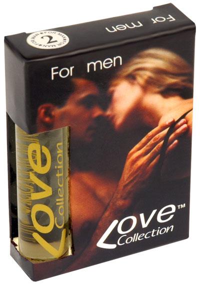Мужские духи с феромонами с ароматом *Red Lacoste*, серия Love Collection №8