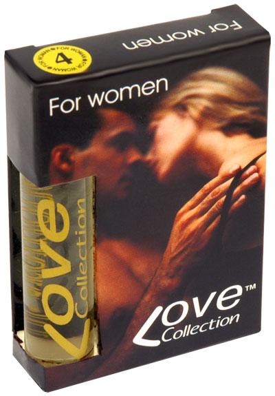 Женские духи с феромонами с ароматом *Light Blue*, серия Love Collection №6
