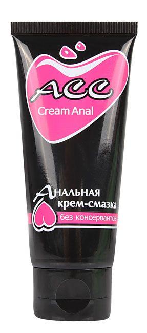 Анальная крем-смазка Creamanal АСС - 50 гр. - фото 1141005