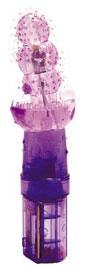 Ротатор с вибратором BONSAI, фиолетовый