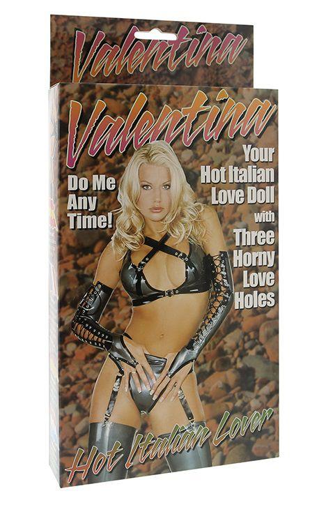 Надувная секс-кукла Валентина - фото 1141106