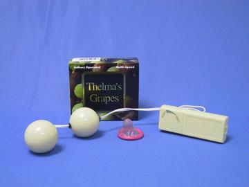Большие вагинальные шарики с вибратором