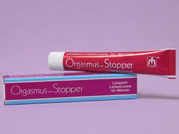 Оргазмус-стоппер - крем для замедления оргазма у мужчин