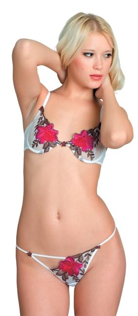 Цветочное бикини - фото 235334