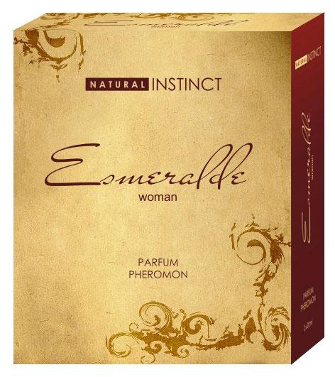 Женские духи с феромонами с ароматом Esmeralde, 40 ml