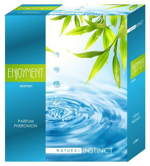 Женские духи с феромонами с ароматом Enjoyment, 40 ml