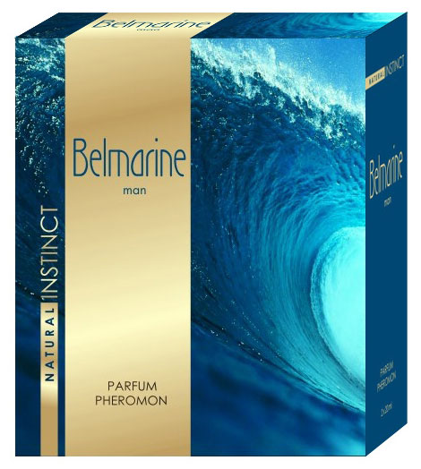 Мужские духи с феромонами с ароматом *Belmarine*, 40 ml