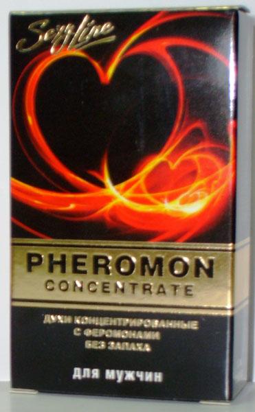 Концентрат феромонов для мужчин Sexyline