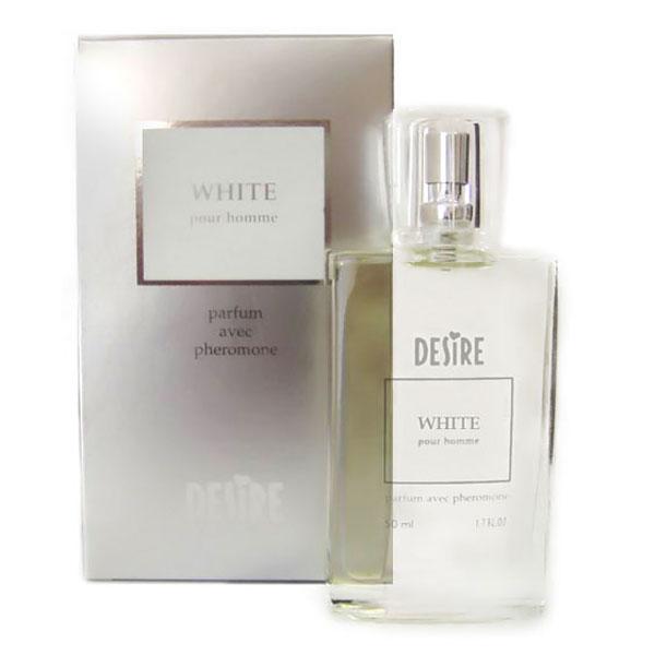 Духи с феромонами DESIRE White  (мужские),50 мл