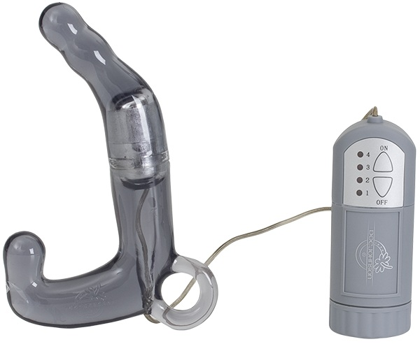Стимулятор простаты и ануса для мужчин MEN S PLEASURE WAND - фото 176384