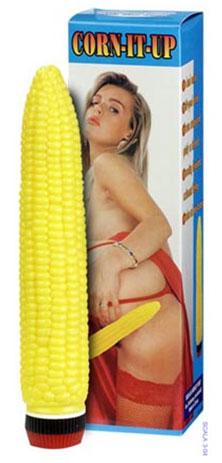 Вибратор Кукуруза 21 см