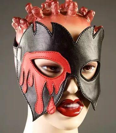 Очки-маска  Вампир  - фото 291855