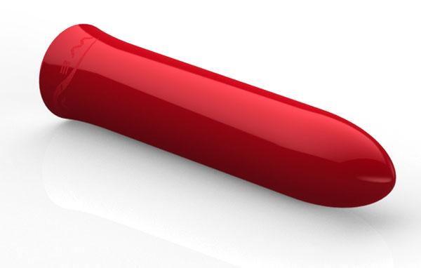 Вибромассажер We-Vibe Salsa красного цвета