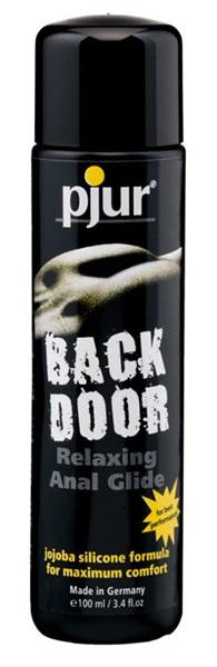 Концентрированный анальный лубрикант pjur BACK DOOR glide - 250 мл. - фото 206017
