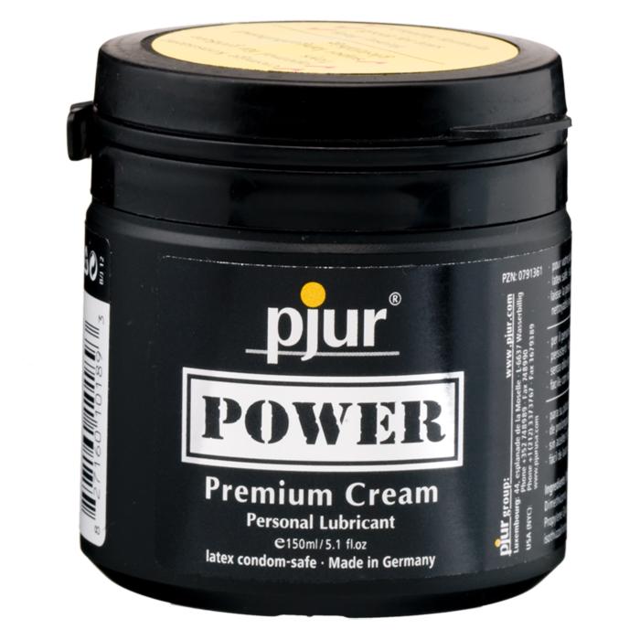 Лубрикант для фистинга pjur POWER - 150 мл. - фото 313927