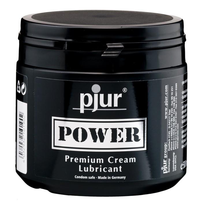 Лубрикант для фистинга pjur POWER - 500 мл. - фото 292626