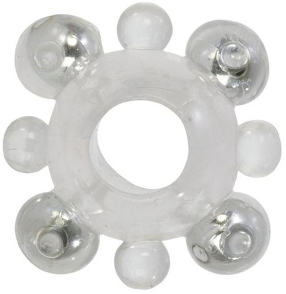 Кольцо с бусинами BASIC ENHANCER - фото 313933