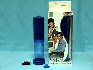 Электрическая вакуумная помпа для мужчин