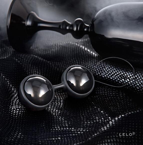 Вагинальные шарики Luna Beads Noir - фото 6745