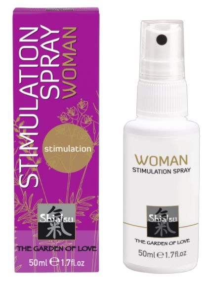 Стимулирующий спрей для женщин - 50 мл. - фото 702314