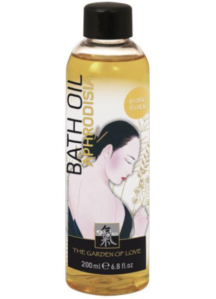 Масло для ванны  Афродизия  с запахом экзотических фруктов - 200 мл. - фото 130989