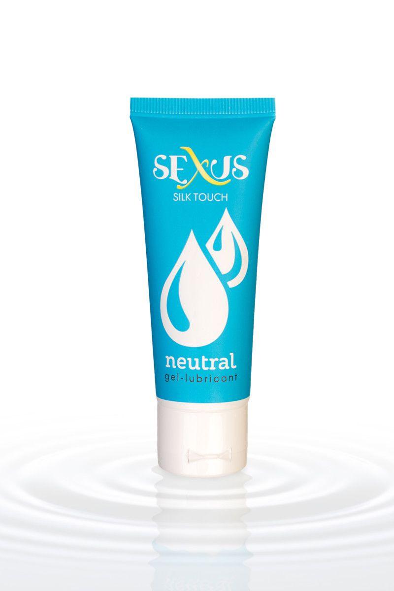 Увлажняющая гель-смазка на водной основе Silk Touch Neutral - 50 мл. - фото 131259