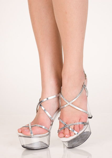 Туфли на ремешке - фото 239508