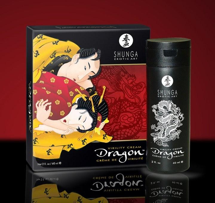 Интимный мужской крем  Дракон  - фото 1648267