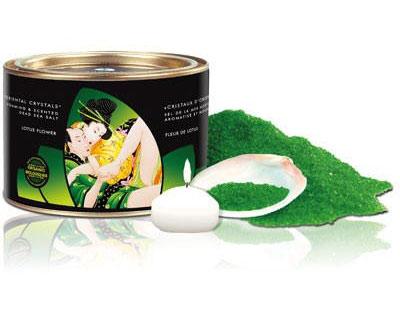 Соль для ванны - Цветок лотоса - фото 7019