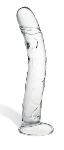 Рельефный фаллоимитатор для точки G - X-Curve Ribbed - фото 208591