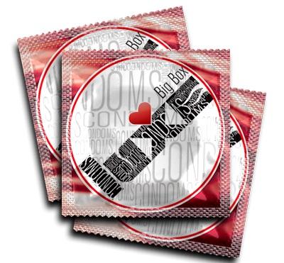 Ребристые презервативы LUXE Sex machine - 3 шт. - фото 132266