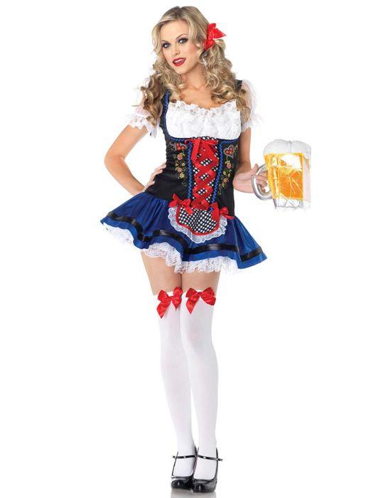 Костюм австрийской баварочки - фото 132308