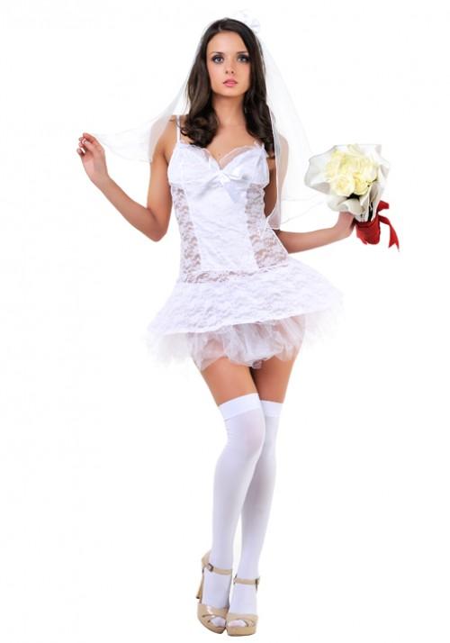 Костюм невесты - фото 132339
