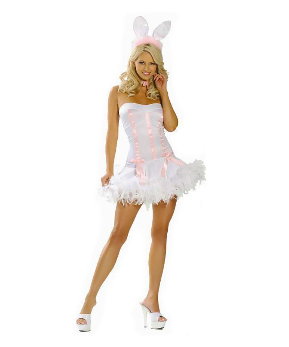 Костюм сексапильного кролика - фото 294790