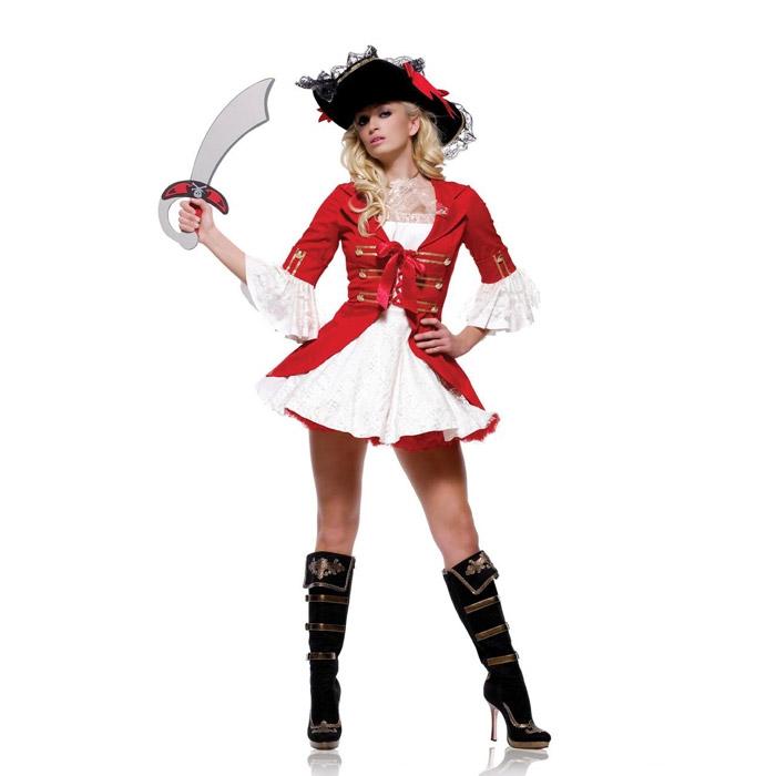 Костюм пиратки Мисс Флинт - фото 519448