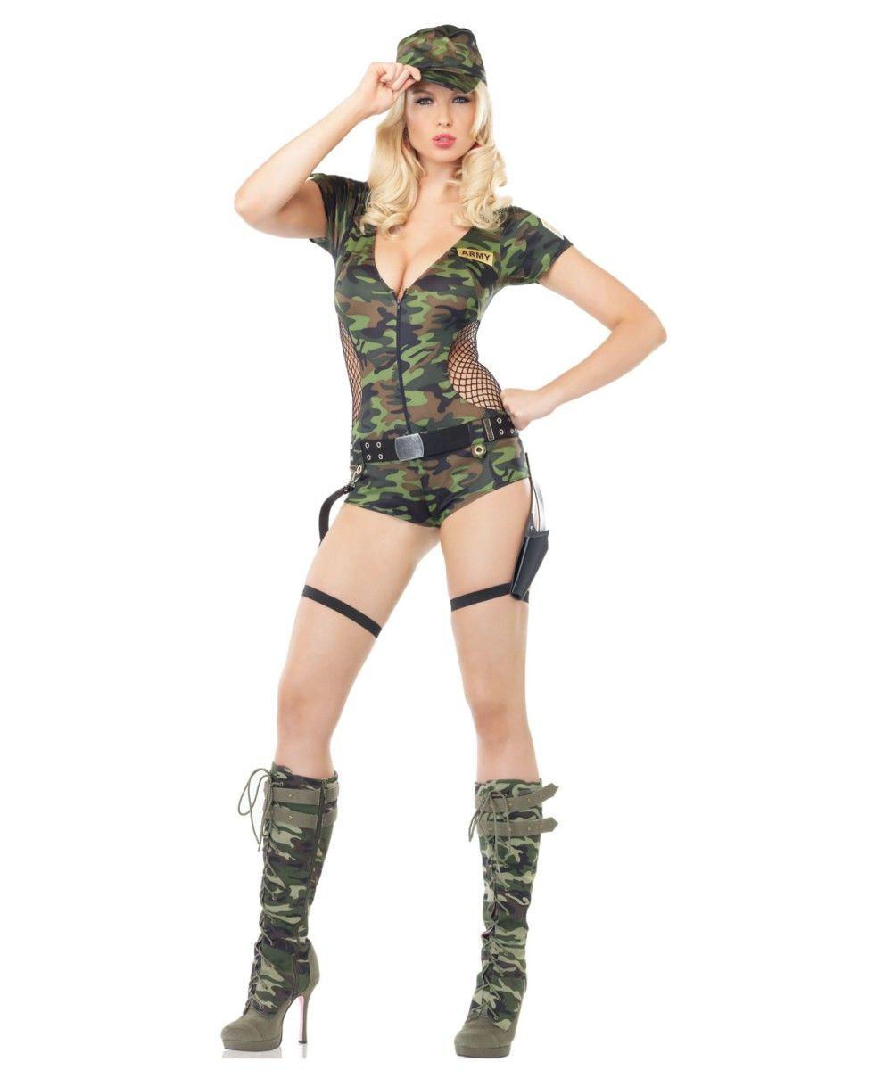 Костюм бойца секс-спецназа - фото 294824