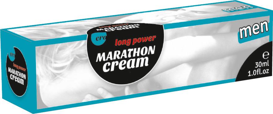 Пролонгирующий крем для мужчин Long Power Marathon Cream - 30 мл. - фото 450014