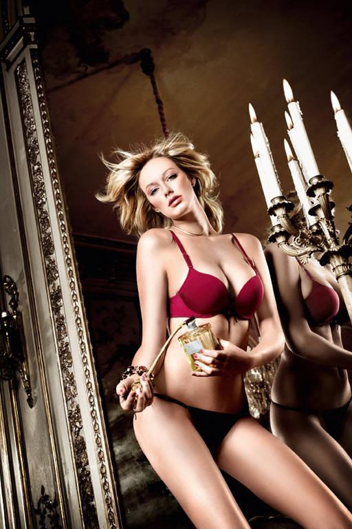 Бюстгальтер Have Fun Princess красно-бордовый с мягкими чашечками, косточками и съемными бретельками - фото 695691