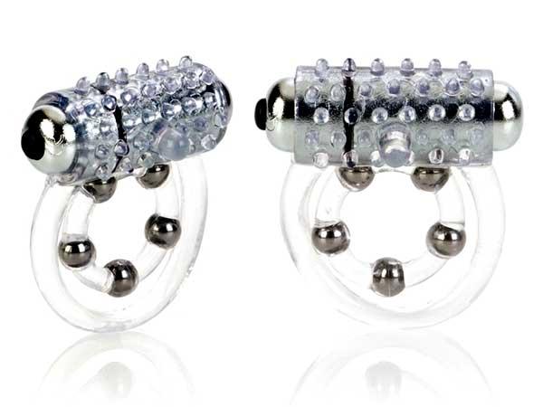 Эрекционное вибро-кольцо Waterproof Maximus Enhancement Ring - фото 133384