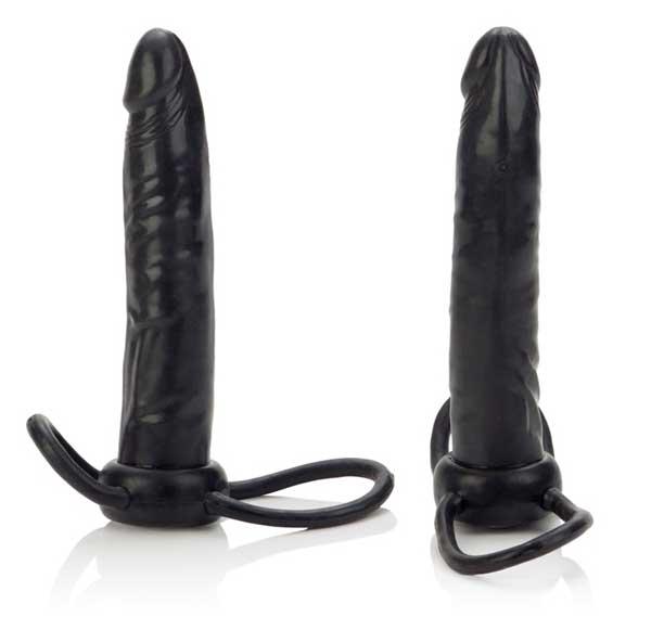 Насадка на пенис Accommodator Dual Penetrators для анальной стимуляции - фото 133431