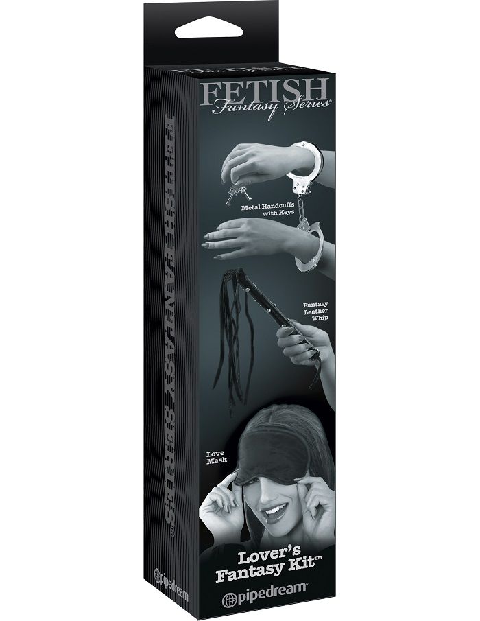 Набор БДСМ-девайсов Lover Fetish Fantasy Limited Edition - фото 133634