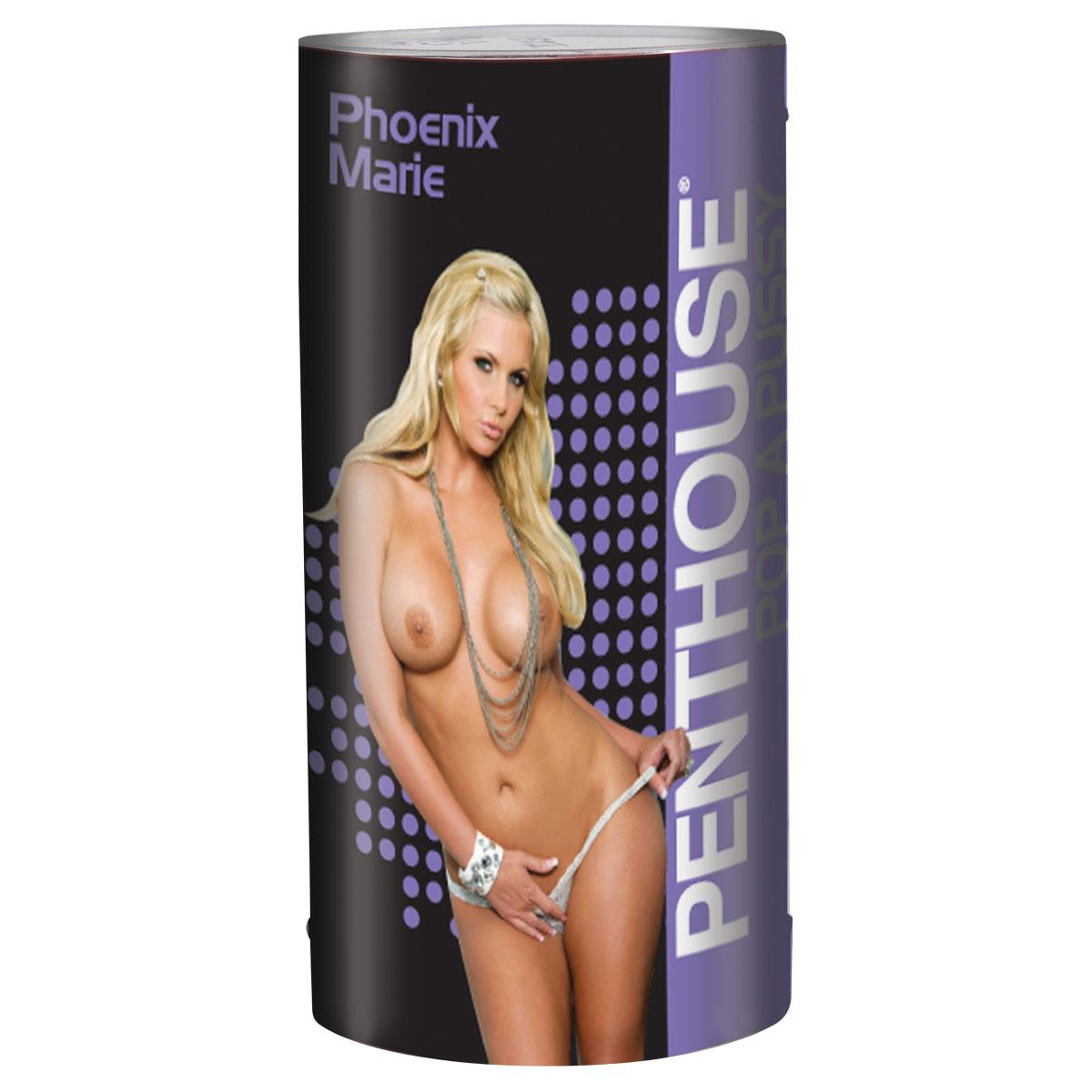 Мастурбатор-вагина Penthouse Phoenix Marie POP A Pussy CyberSkin Stroker - фото 133852
