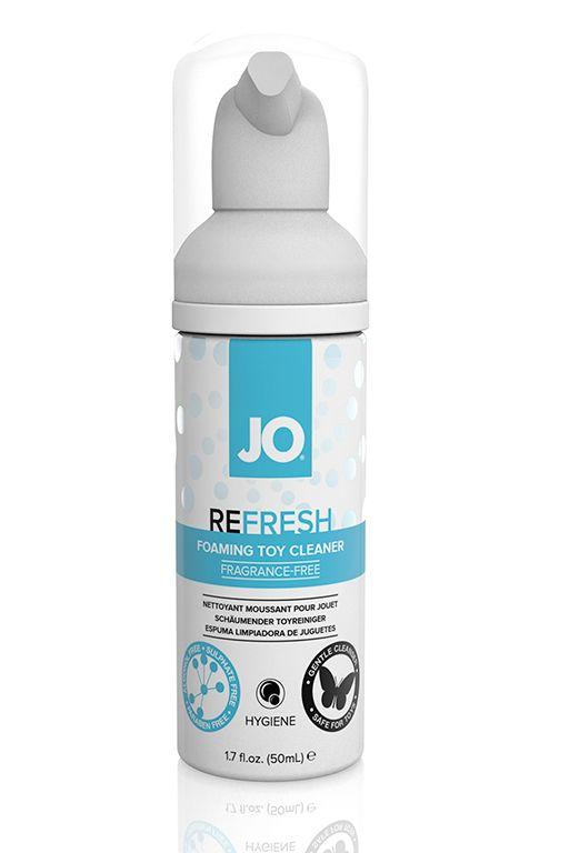 Чистящее средство для игрушек JO Unscented Anti-bacterial TOY CLEANER - 50 мл. - фото 134029