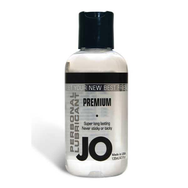 Нейтральный лубрикант на силиконовой основе JO Personal Premium Lubricant - 135 мл. - фото 255610