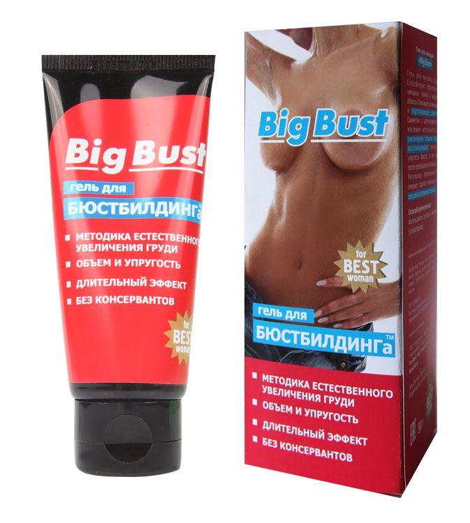 Гель BIG BUST для женщин - 50 гр. - фото 119740