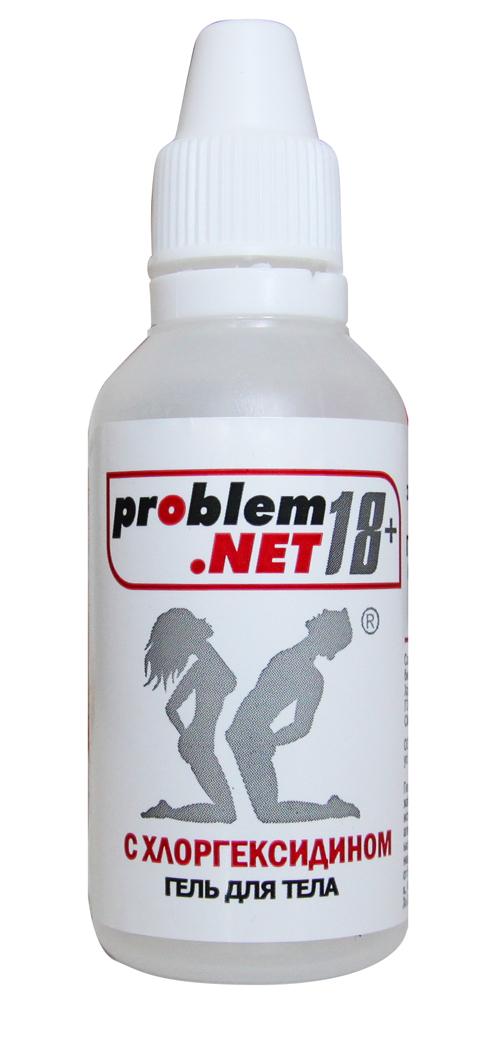 Гель Problem.net  с хлоргекседином - 30 гр. - фото 264878