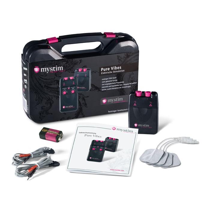 Аналоговый электростимулятор Pure Vibes