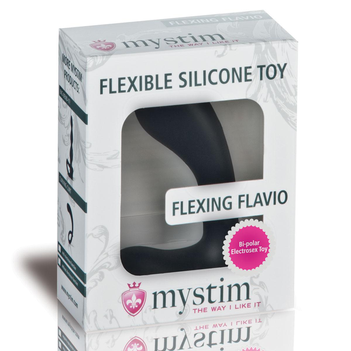Насадка для электростимулятора Flexing Flavio - 13 см. - фото 119795