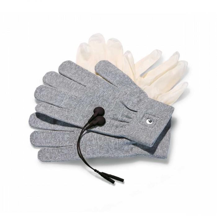 Перчатки для чувственного электромассажа Magic Gloves - фото 134664
